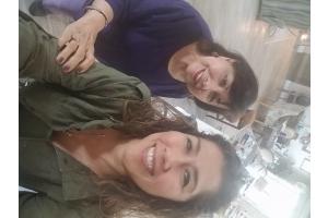 Carolina and Mom