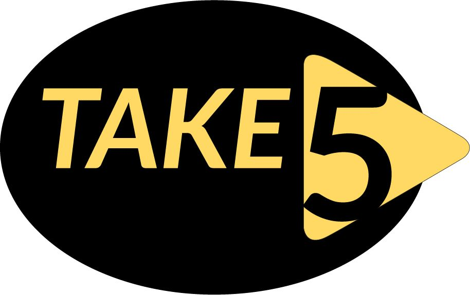 Take Five Streaming Page