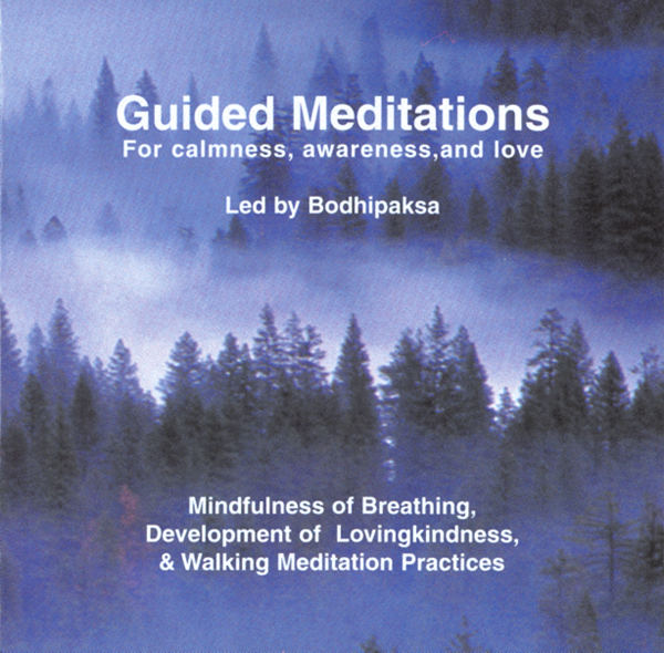 Guided Meditations for Calmness, Awareness & Love