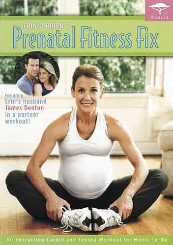 Erin O'Brien's Prenatal Fitness Fix DVD