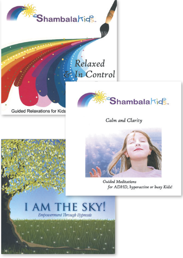 Kids' Mastery and Control Kit CD Pack