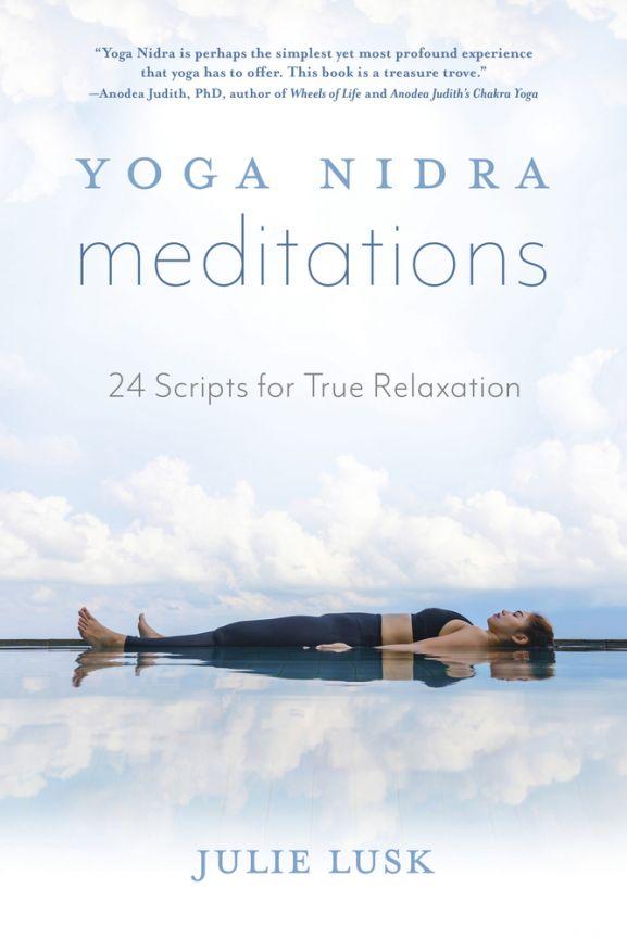 Yoga Nidra Meditations Book