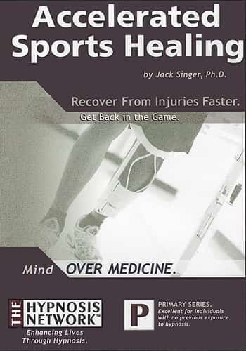 Accelerated Sports Healing CD