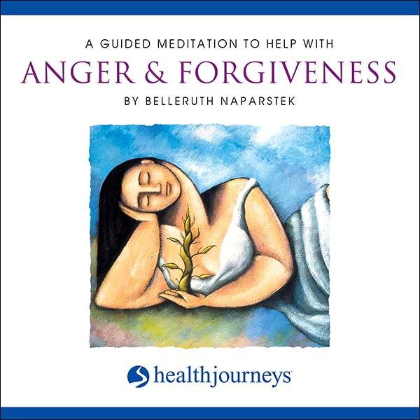 A Meditation to Help with Anger & Forgiveness