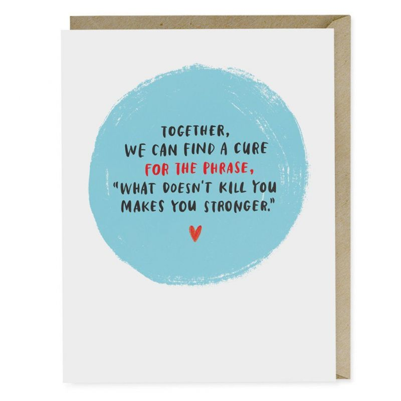 What Doesn't Kill You Empathy Card