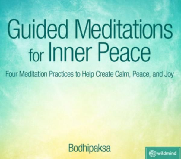 Guided Meditations for Inner Peace