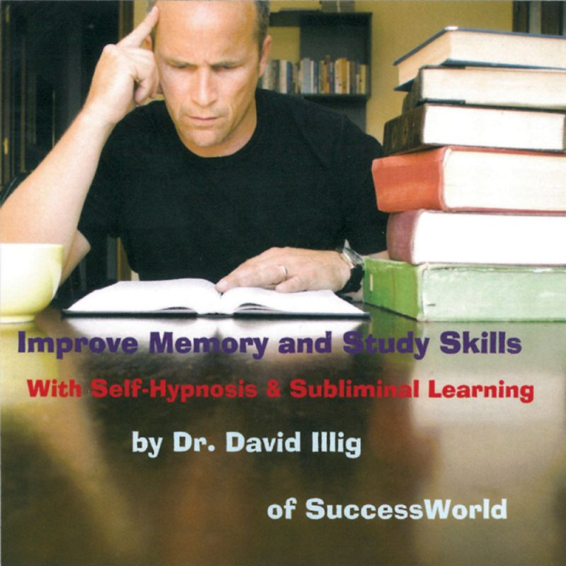 Improve Memory & Study Skills: Self-Hypnosis & Subliminal Learning