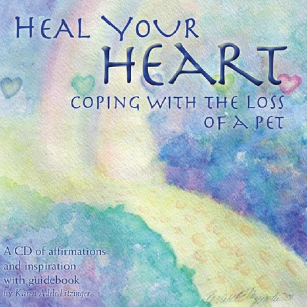 Heal Your Heart Coping with the Loss of a Pet