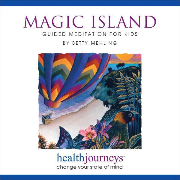Magic Island: Relaxation for Kids