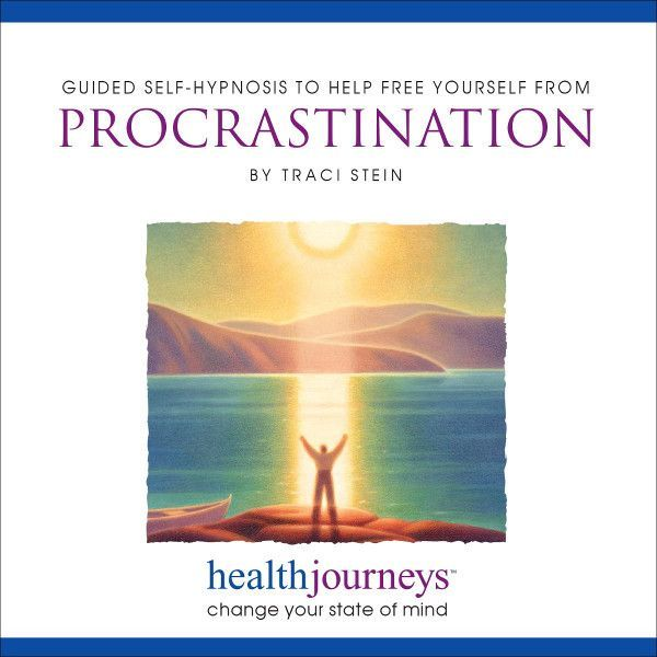 Guided Self-Hypnosis to Help Free Yourself from Procrastination