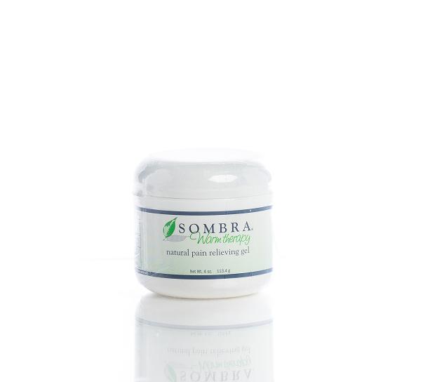 Sombra Warm Therapy 4 oz Jar