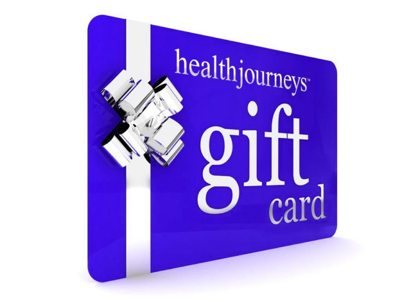 Health Journeys Gift Card