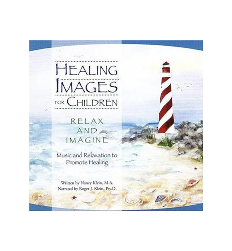 Healing Images for Children Book