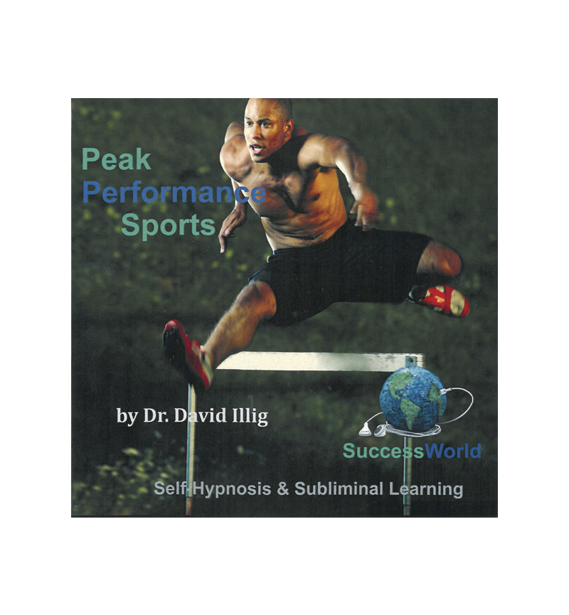 Peak Performance Sports: Self-Hypnosis & Subliminal Learning