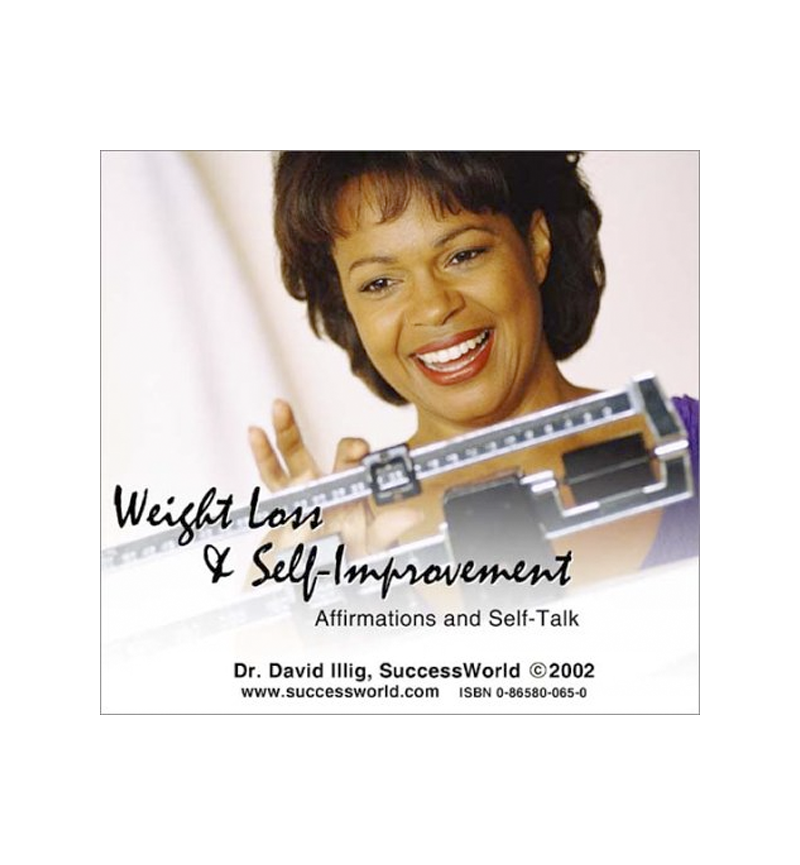 Weight Loss & Self-Improvement: Affirmation Learning Program MP3