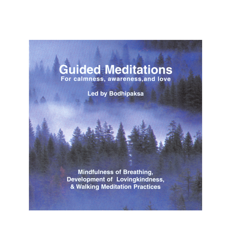 Guided Meditations for Calmness, Awareness & Love