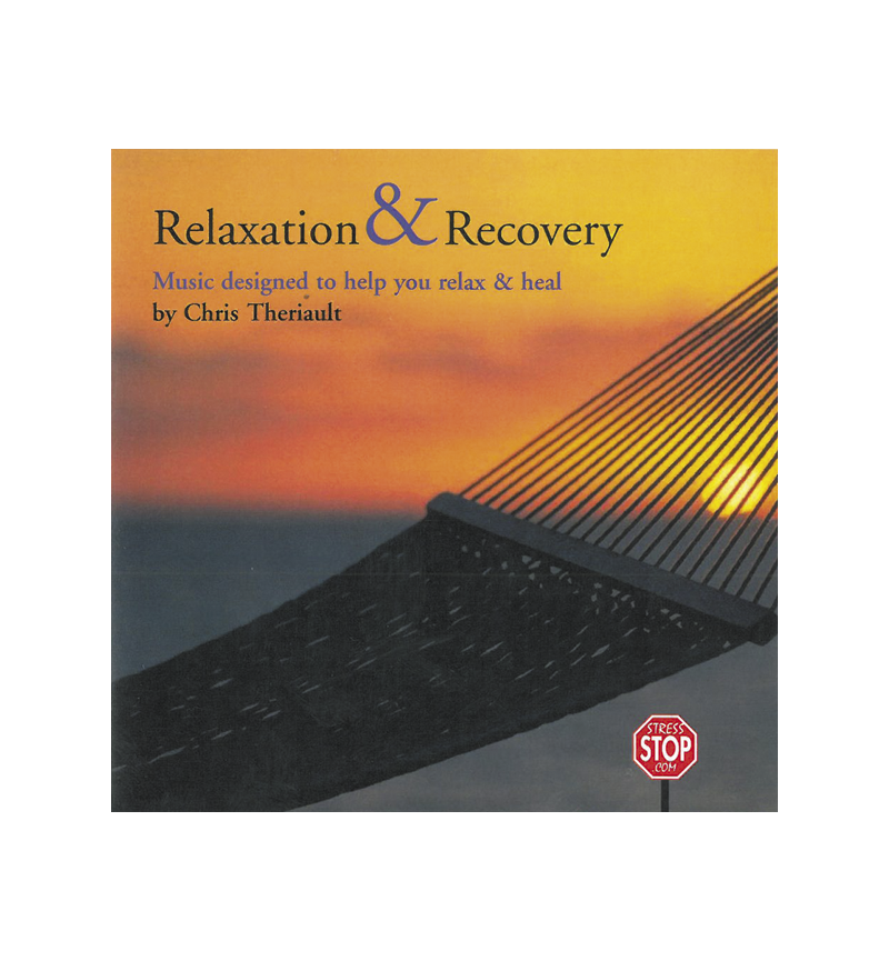 Relaxation & Recovery CD