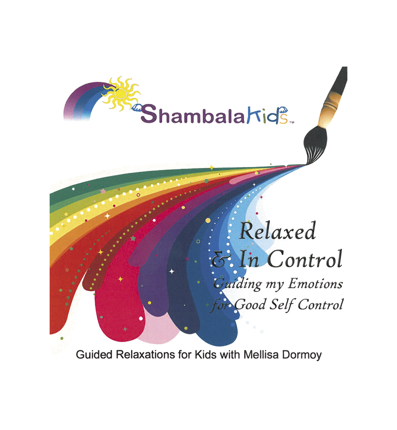 Relaxed & In Control: Guiding My Emotions for Good Self-Control