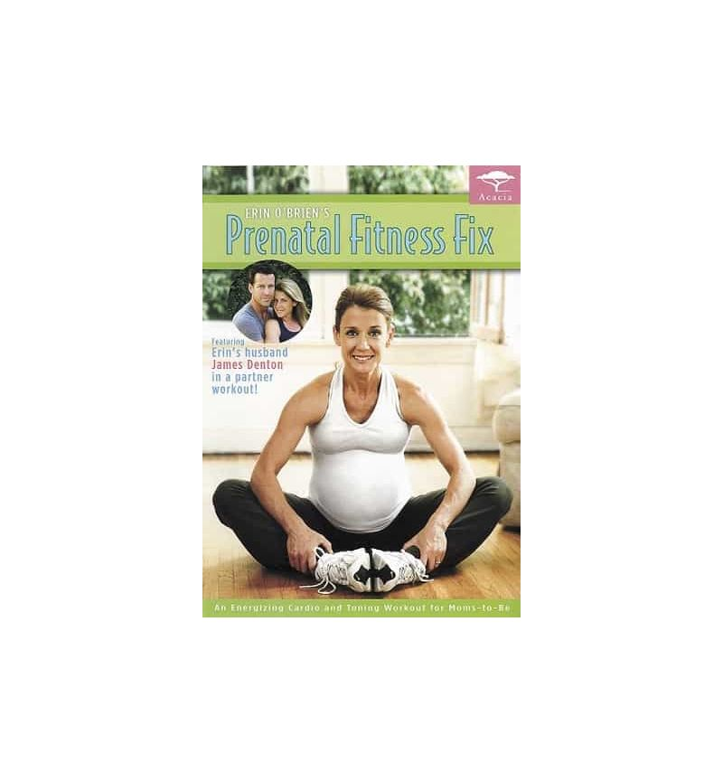 Erin O'Brien's Prenatal Fitness Fix DVD