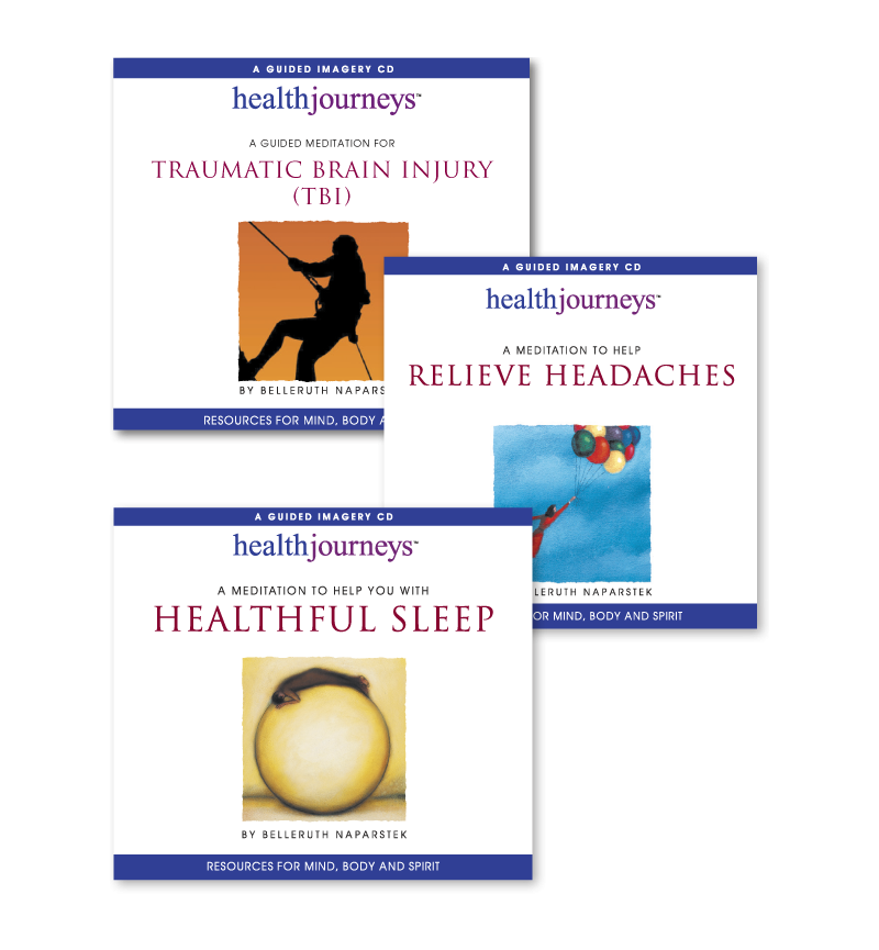 Traumatic Brain Injury (TBI) Sleep and Headache Bundle