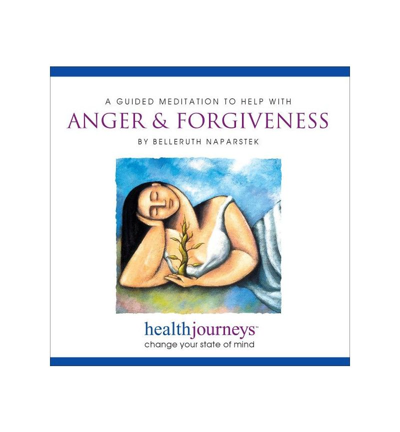 A Meditation to Help with Anger & Forgiveness MP3