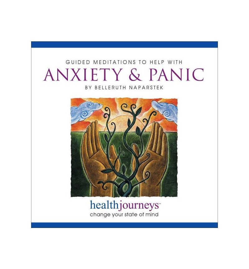 Guided Meditations to Help with Anxiety & Panic
