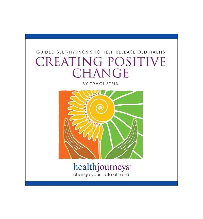 Guided Self-Hypnosis to Help Release Old Habits: Creating Positive Change MP3
