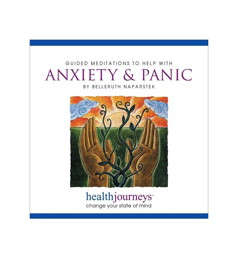 Guided Meditations to Help with Anxiety & Panic MP3