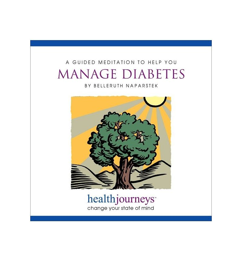 A Guided Meditation To Help You Manage Diabetes