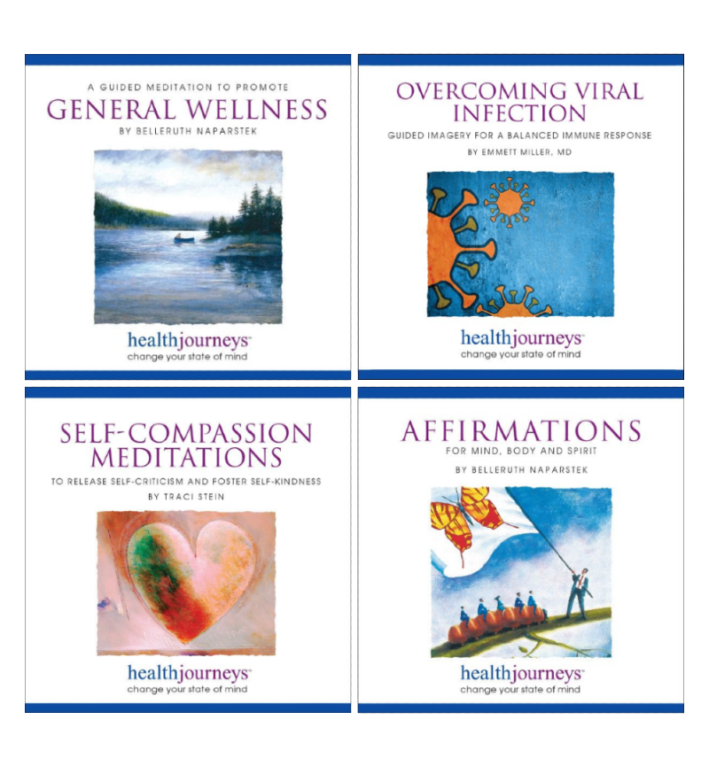 Get Well COVID Convalescence MP3 Pack