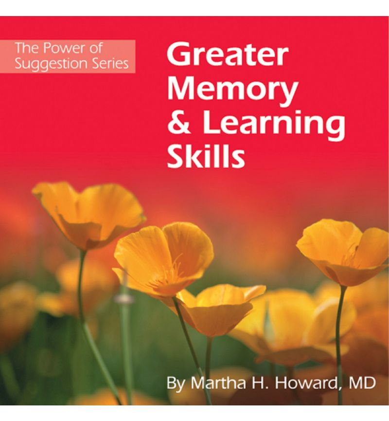Greater Memory and Learning Skills MP3