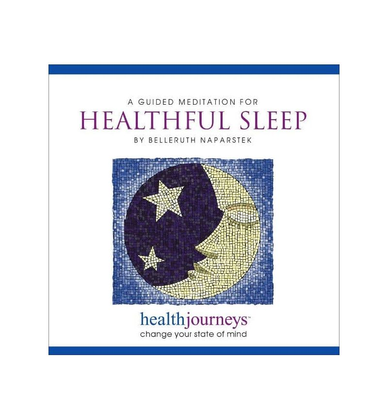 A Guided Meditation for Healthful Sleep