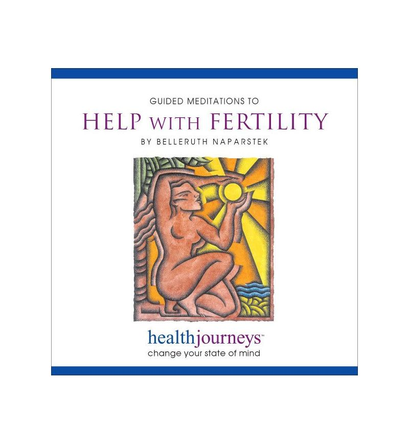 Guided Meditations to Help With Fertility