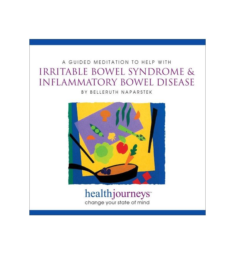 A Meditation to Help With Irritable Bowel Syndrome & Inflammatory Bowel Disease