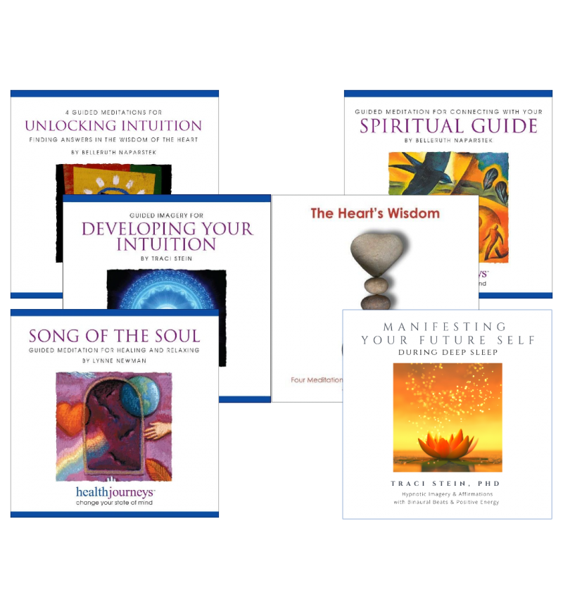 Insight, Intuition & Inspiration MP3 Bundle