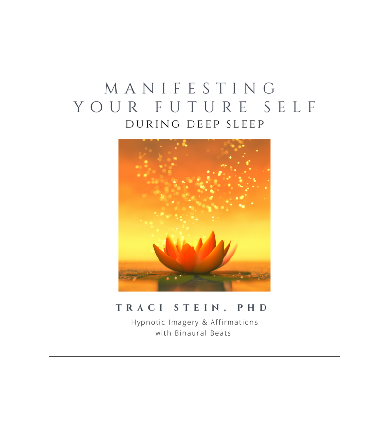 Manifesting Your Future Self during Deep Sleep