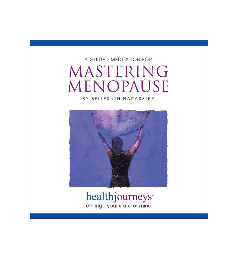 A Meditation for Mastering Menopause