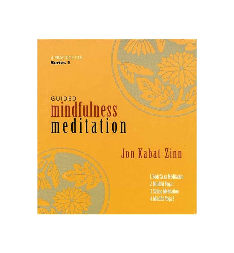 Guided Mindfulness Meditation CD