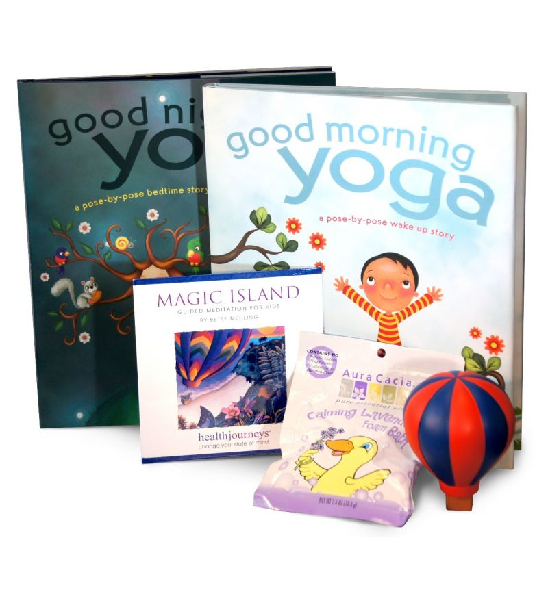 Relax, Little Yogi Set