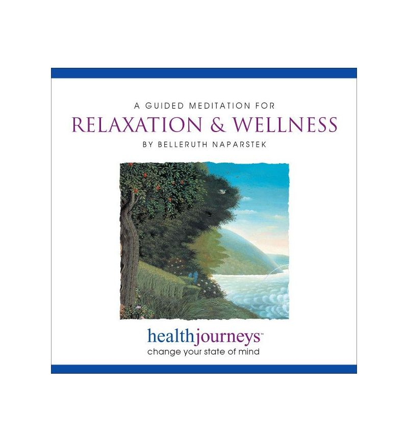 A Guided Meditation for Relaxation & Wellness MP3