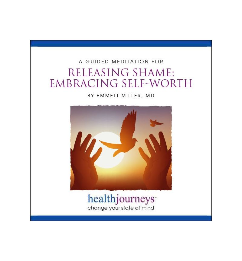 A Guided Meditation for Releasing Shame; Embracing Self-Worth