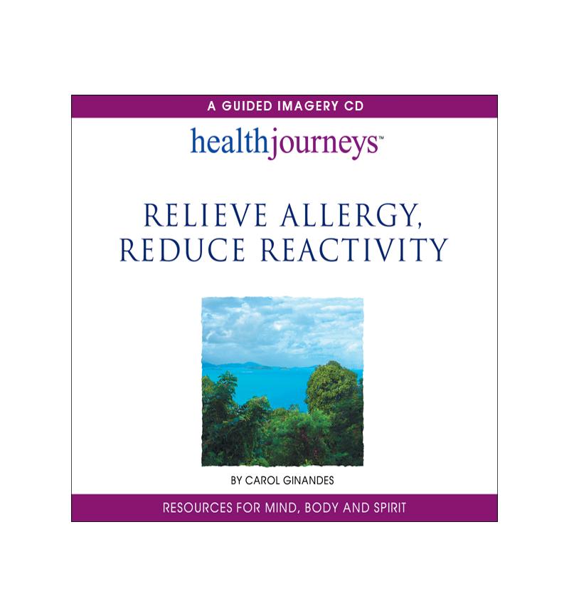 Relieve Allergy, Reduce Reactivity
