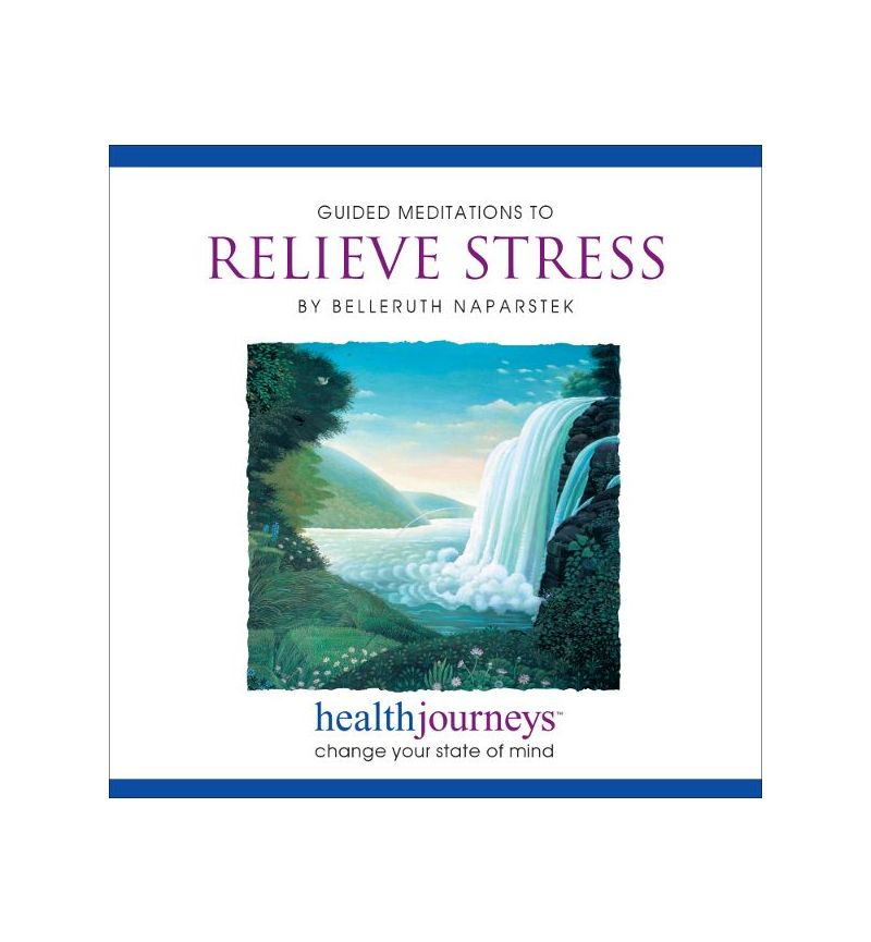 Guided Meditations to Relieve Stress MP3