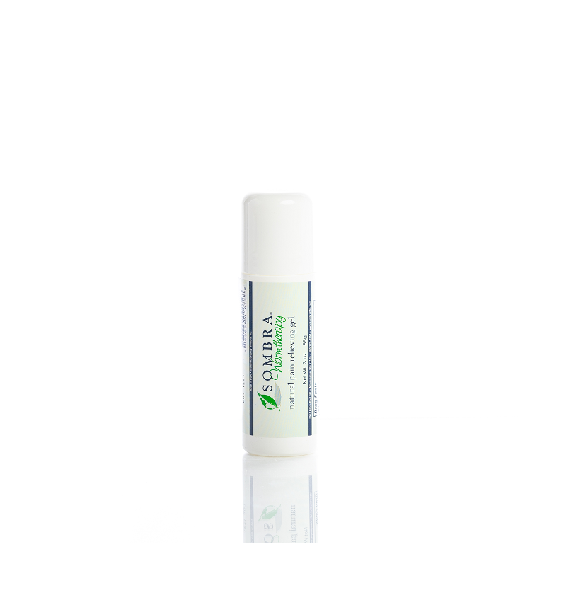 Sombra Warm Therapy 3 oz Roll-on