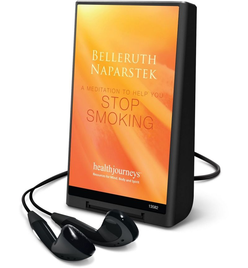 A Meditation To Help You Stop Smoking Playaway