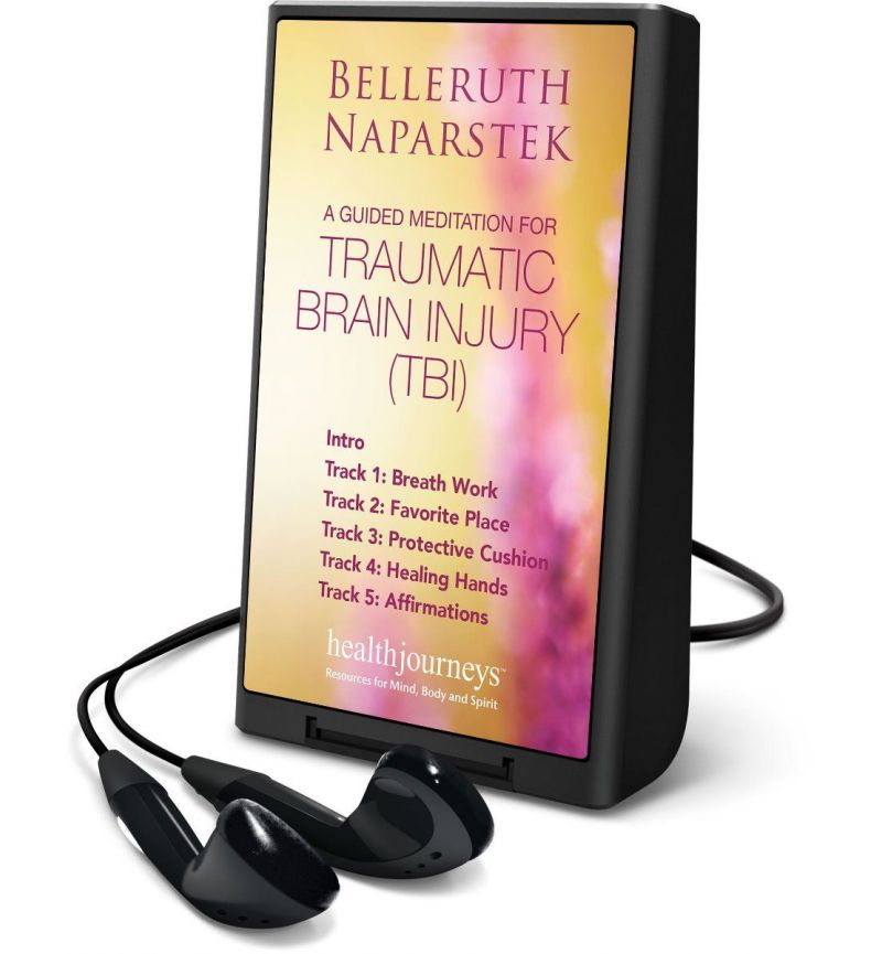 A Guided Meditation For Traumatic Brain Injury (TBI) Playaway