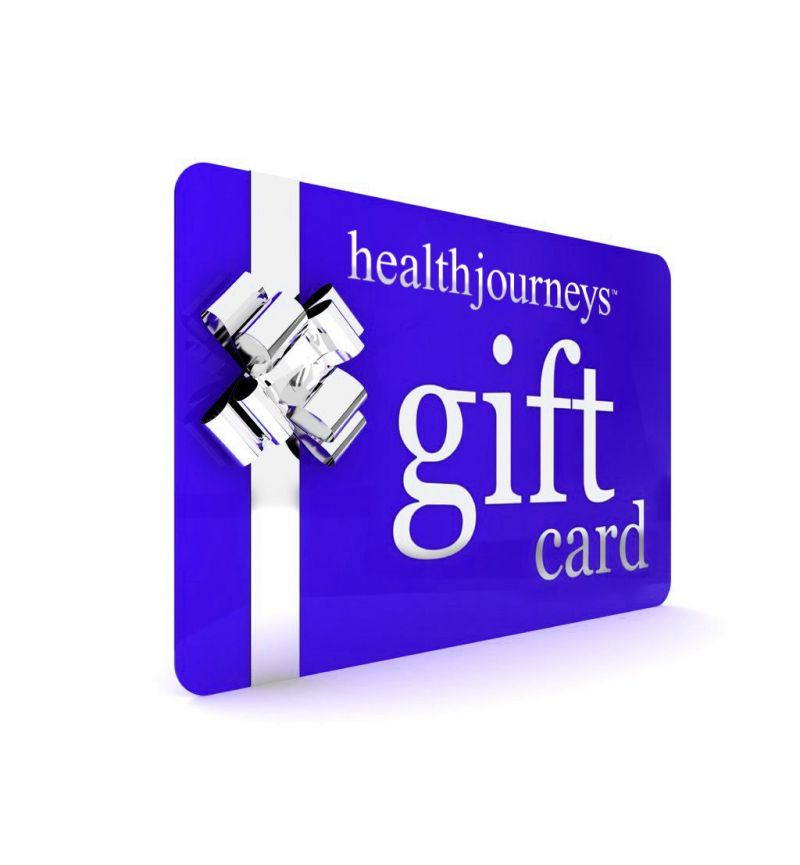 Health Journeys Gift Card