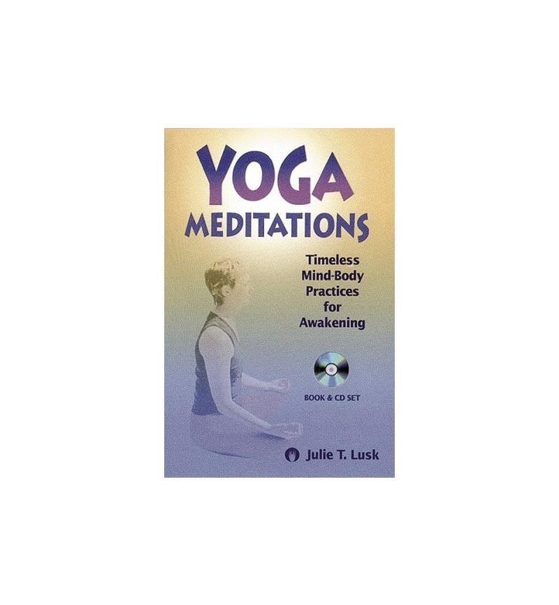 Yoga Meditations Book