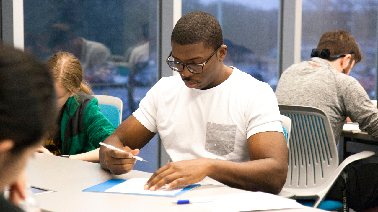 Helping College Students Succeed With Guided Imagery