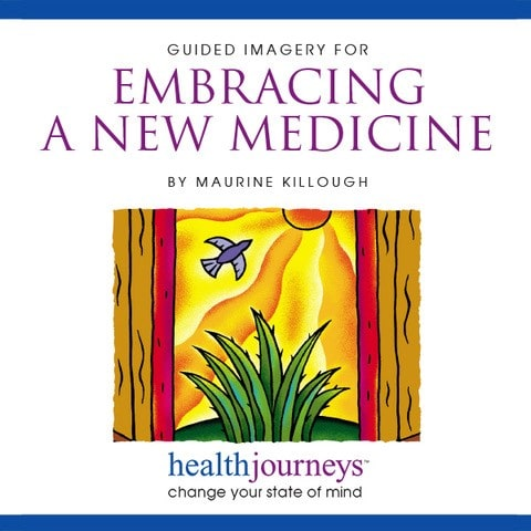 Brand New Healing Imagery for Embracing a New Medicine!